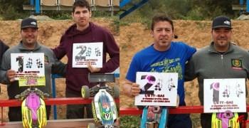 Resultados de la segunda prueba del Campeonato de Ibiza 1/8 TT gas y 1/8 TT-E 2014