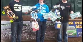Bradley Baird, vencedor de la primera prueba del Nacional de Irlanda 2014