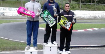 Crónica: Segunda prueba del Campeonato Gallego de pista