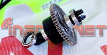 Exclusiva mundial: Rodamientos de diferencial del Team Soar Buggy 998