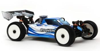 Bittydesign lanza su famosa carrocería Force para el JQ White Edition