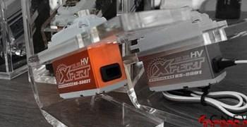 Nuevos servos Xpert RC con cable de fácil desmontaje