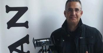 Amado González y su nuevo patrocinador, ajeno al mundillo del RC