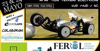 El finde que viene: Primer trofeo Ciudad de Ferrol
