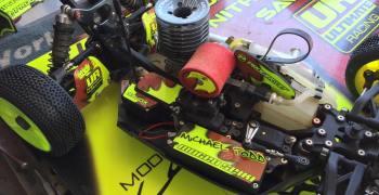 Asso ya tiene listo su nuevo Mugen MBX7R...¿cómo?