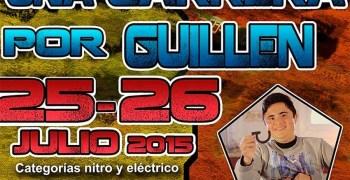 25 y 26 de Julio - Una carrera por Guillén