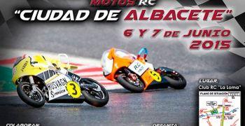 Este finde: ¡Motos RC en Albacete!
