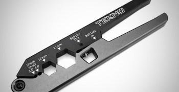 Tekno RC - Herramienta multiuso para amortiguadores
