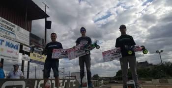 Ignacio Candel se lleva la segunda prueba del Camp. de Andalucía 1/8 TT Gas. Gran Premio XTR Racing