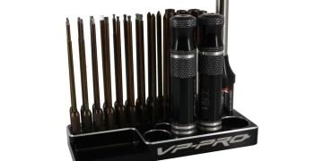VP Pro - Soporte para puntas de destornilladores eléctricos