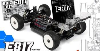 Hot Bodies E817 1/8 TT Eco, ya disponible en Modelspain