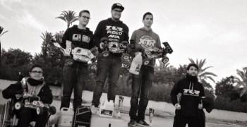 Segunda prueba del Camp. de Levante 2017 - Un podio lleno de novedades y despedidas