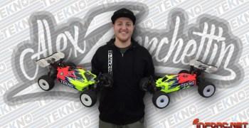Video - Alex Zanchettin ficha por Tekno RC
