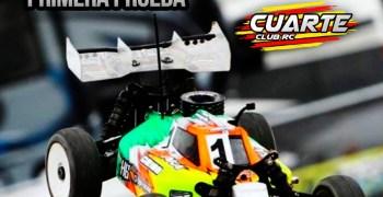 5 de Febrero - Primera prueba del Campeonato de Aragón 1/8 TT Gas 2017