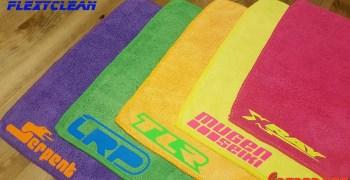 Flexytub presenta Flexyclean, los paños de microfibra que van a juego con tus colores