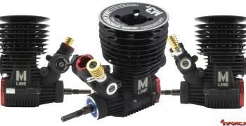 Ultimate presenta su nuevo motor M3T, fabricado por OS en Japón. Fotos de las piezas e info al detalle