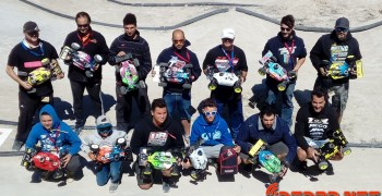 Ruben Vela se lleva la tercera prueba del Nacional B en Bujaraloz