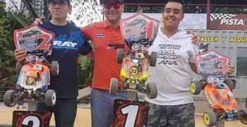 Colombia - Tercera prueba Campeonato Nacional 1/8 TT en Bucaramanga