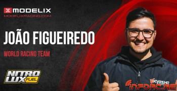 Joao Figueiredo ficha por Nitrolux con Modelix Racing