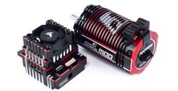 Reserva ya en Promodel el P1 HMX, combo eléctrico de Performa Racing
