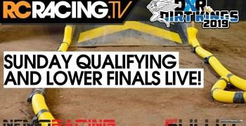 Video en directo - DXR Dirt Kings mangas y finales bajas
