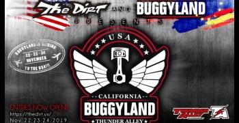 Buggyland USA, inscripciones abiertas
