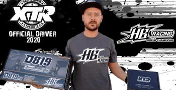 El Campeón de Europa B 2019, Dani Bernabé, ficha por HB Racing