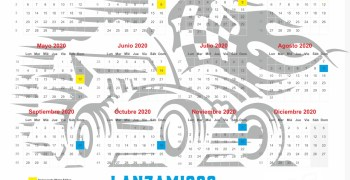 Calendario 2020 Club Lanzamigos