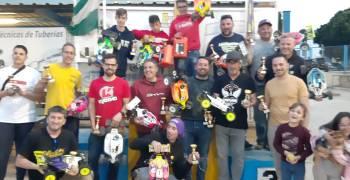 Crónica - Primera prueba del Campeonato 1/8 TT Alhaurin de la Torre 2020