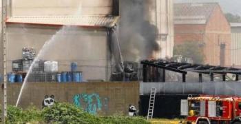 Comunicado de Merlin Fuel sobre el incendio en sus instalaciones