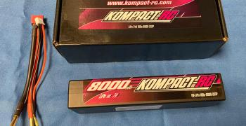 Baterías Kompact RC ya disponibles en tu tienda habitual