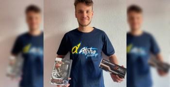 Joan Espasa escoge los motores Alpha para las próximas temporadas