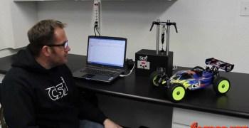 Banco de pruebas para amortiguadores de coches radiocontrol