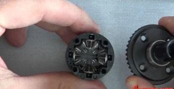 Cómo llenar un diferencial de coche radiocontrol con silicona, vídeo