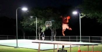 Dude Perfect Vs Brodie Smith, baloncesto y frisbee en un mismo video