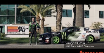 Mustang Limited VS HPI Drift