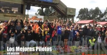 Resultados de la tercera copa Mitad del mundo, Ecuador