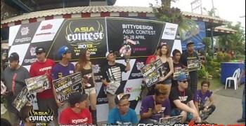 Vídeo de la Bittydesign Asia Contest 2013. Mejores momentos, a cámara lenta.