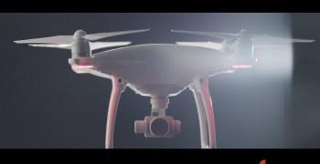 Video - Nuevo dron DJI Phantom 4. Ser piloto de drones es ahora más fácil que nunca