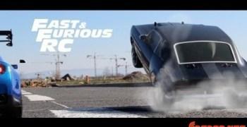 Video: Persecución a todo gas con coches radiocontrol. Toretto Vs O'Connor