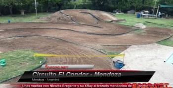 Video - RC El Condor. Unas vueltas con Nicolás Bregante