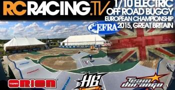 Video: Sigue en directo el Europeo 1/10