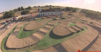 Video: Vista aerea del circuito de El Alamo, del Club ARCEA