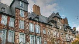 centre historique Rennes