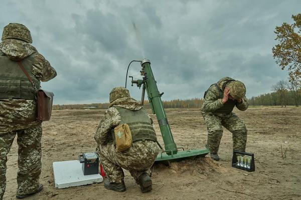 АТО: Боевики усилили обстрелы, один боец ВСУ погиб, есть ...