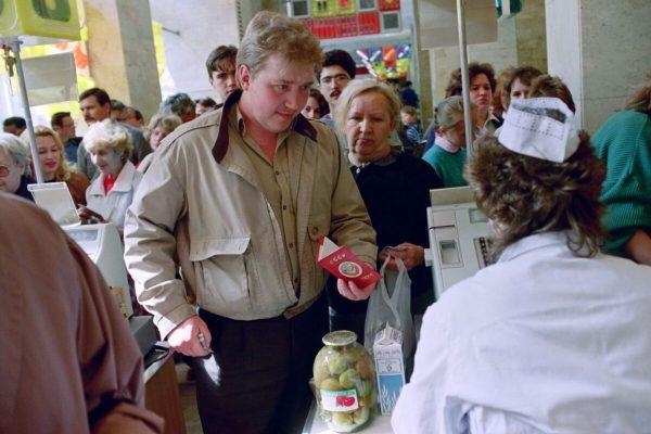 Максим Мирович: Ошеломляющие фото последних дней СССР