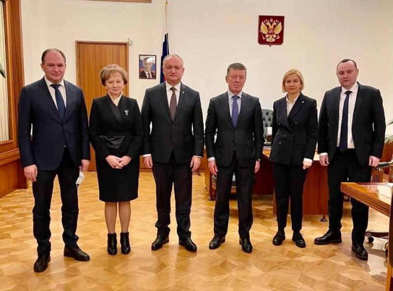 Додон после сложения полномочий сразу поехал в Москву