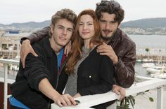 Meri, Rodrigo y Cesar