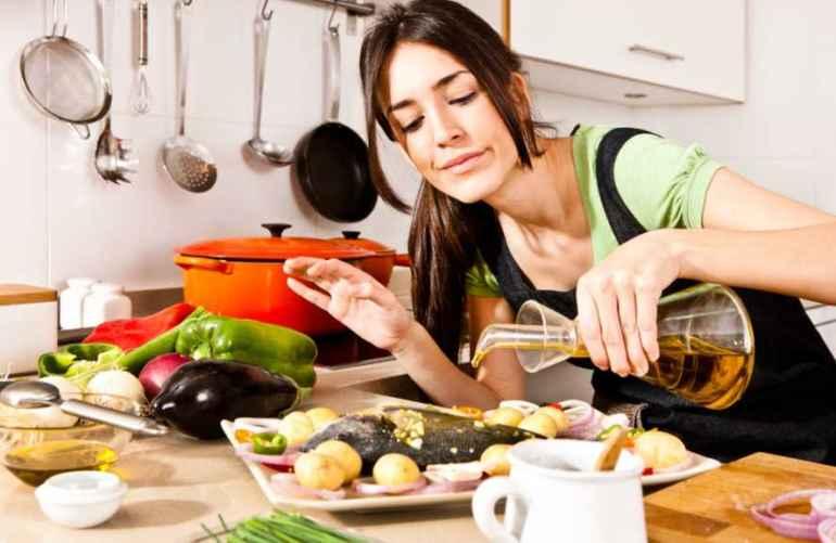 Почему те, кто готовит самостоятельно, реже страдают ожирением
