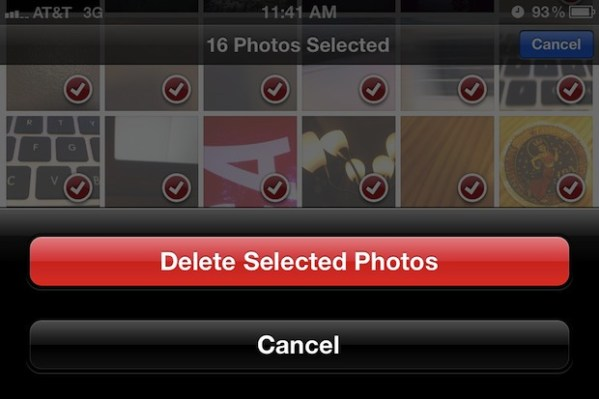 Как удалить все фото с айфона сразу? Простые, но рабочие ...